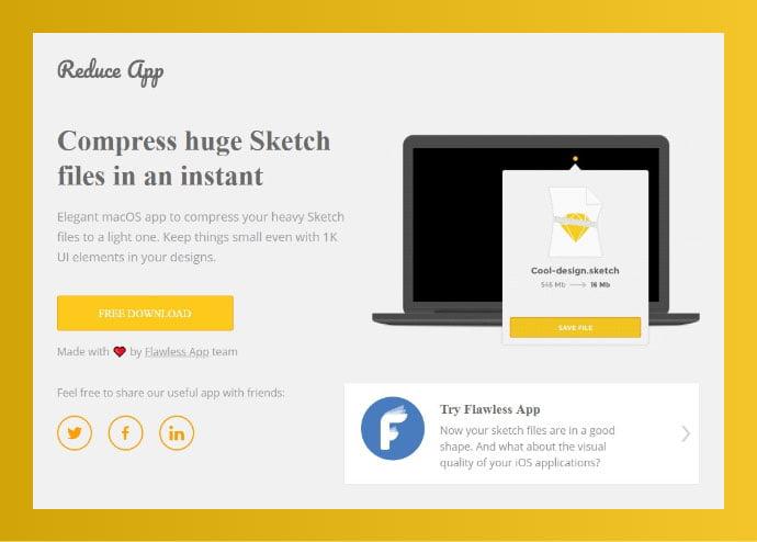 Reduce - 61+ Free Useful Sketch Plugins & Add Ons [year]