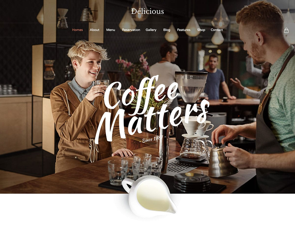 Restaurant-Cafe-1 - 36+ Top Quality WordPress Themes For Coffee Shop [year]