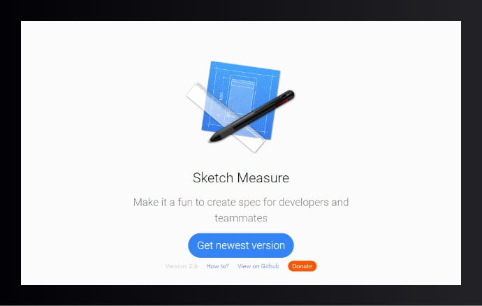 Sketch-Measure - 61+ Free Useful Sketch Plugins & Add Ons [year]
