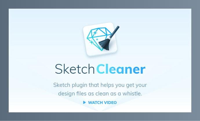 SketchCleaner - 61+ Free Useful Sketch Plugins & Add Ons [year]