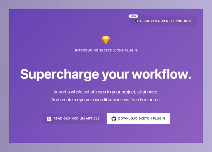 Sketchicons - 61+ Free Useful Sketch Plugins & Add Ons [year]