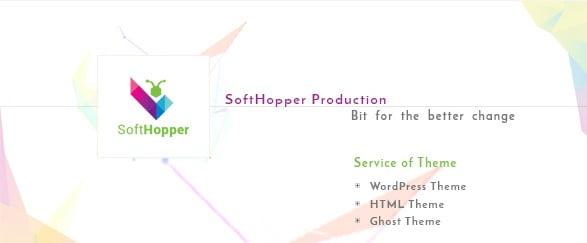 SoftHopper - 36+ Best Quality Retro WordPress Themes [year]