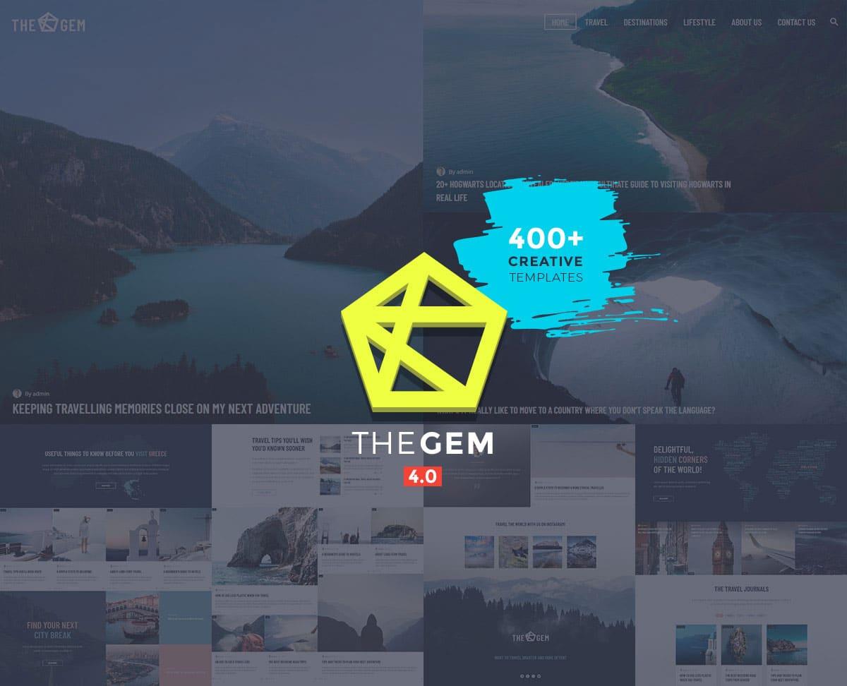 TheGem-10 - 30+ Awesome Travel Blog WordPress Themes [year]