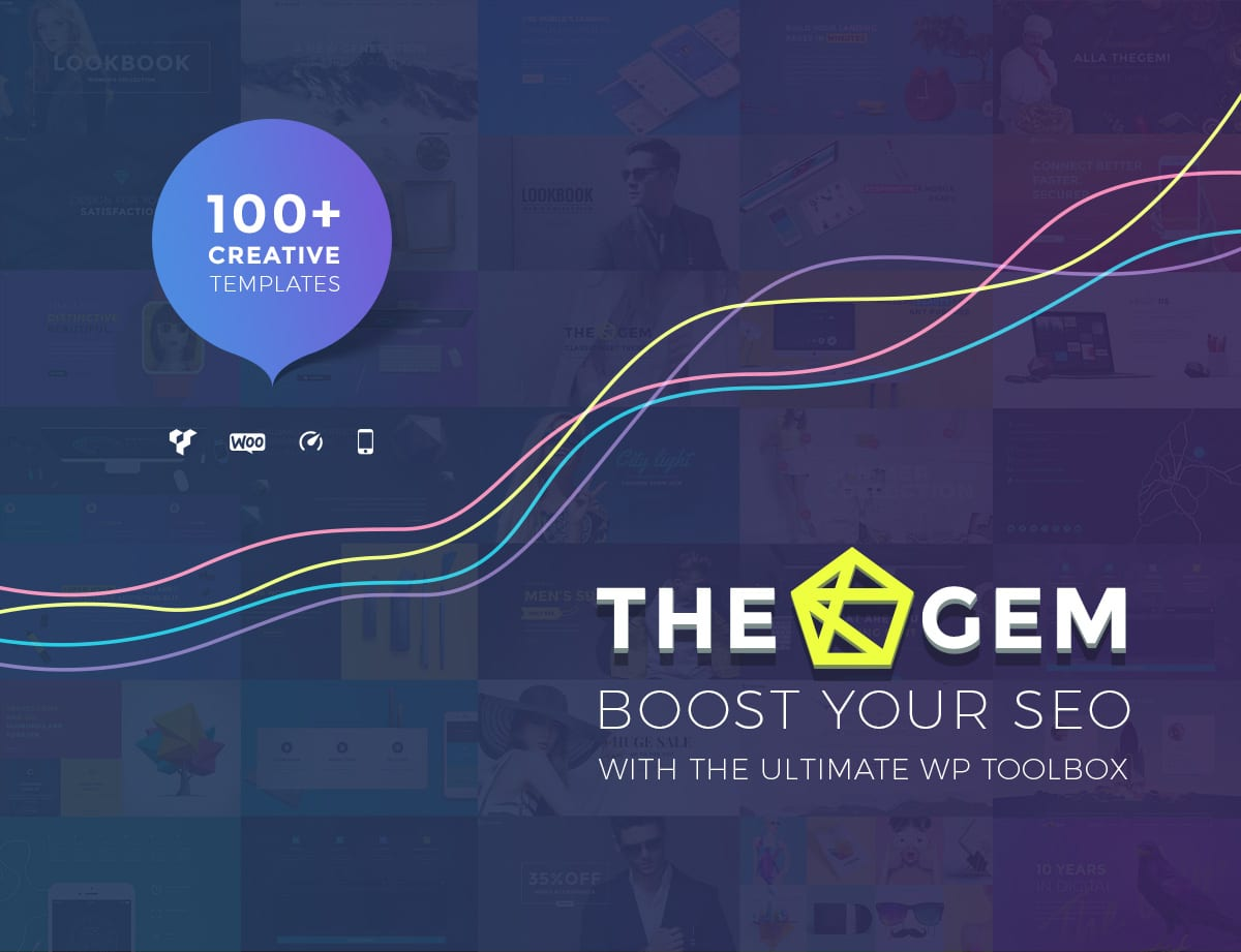 TheGem-19 - 36+ Responsive WordPress SEO Friendly Themes [year]