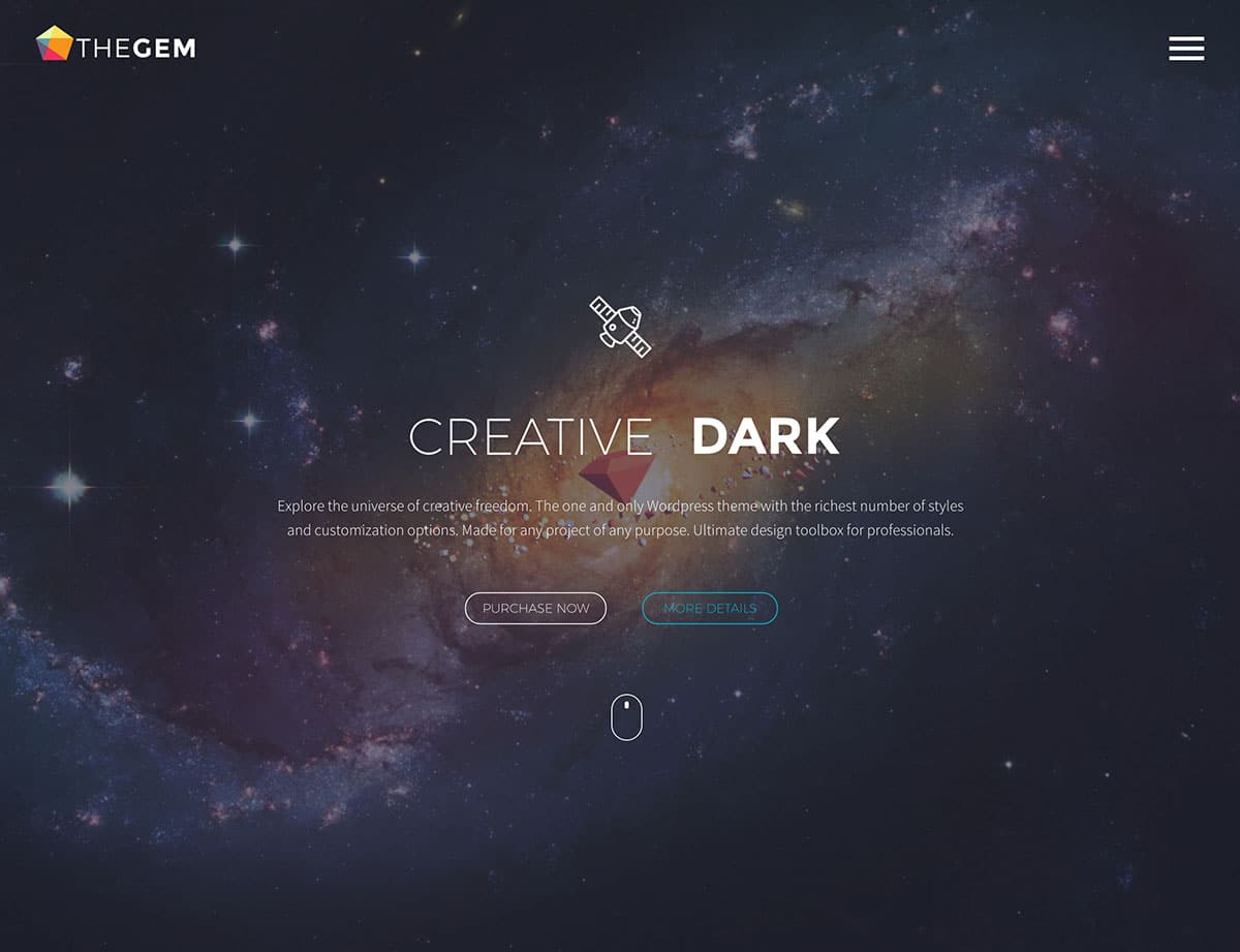 TheGem-3 - 40+ Awesome WordPress Themes For Creative Agency [year]