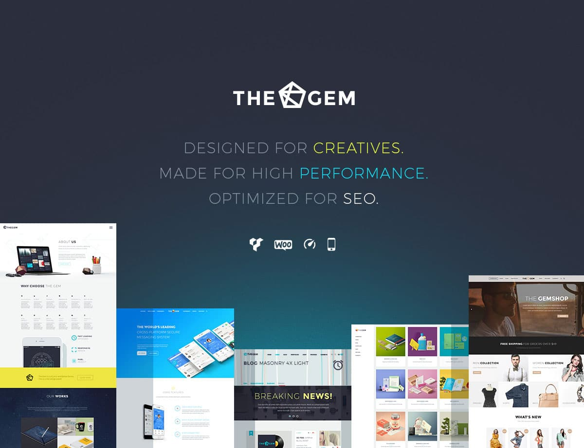 TheGem-7 - 35+ Nice WordPress Themes For Multipurpose [year]