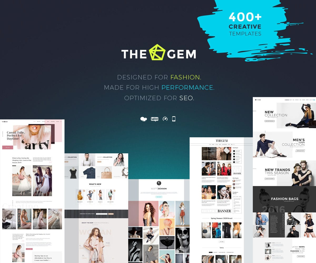 TheGem-8 - 36+ Nice WordPress Themes For Fashion Blog [year]