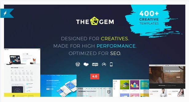 TheGem - 36+ Amazing Electricians WordPress Themes [year]