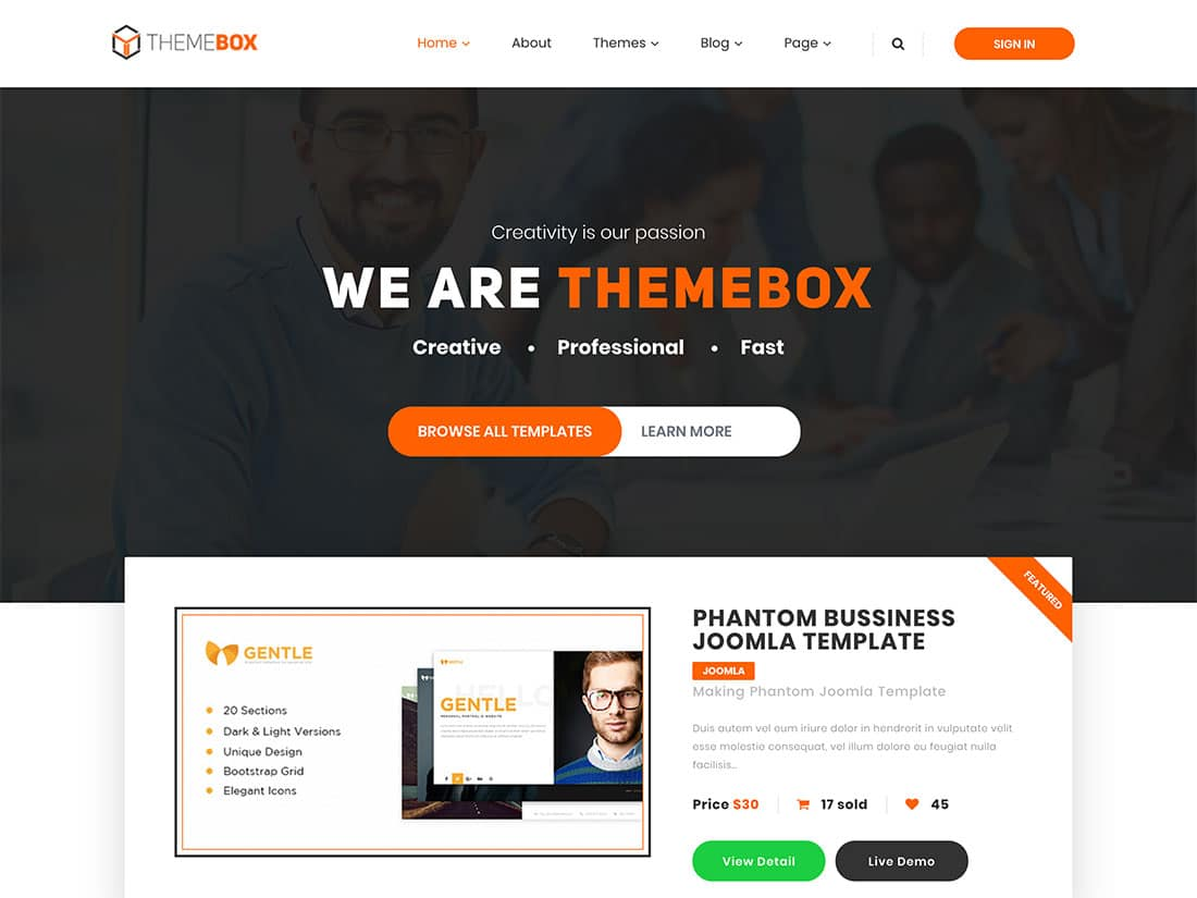 Themebox - 36+ Awesome WordPress Digital Products Selling Themes [year]