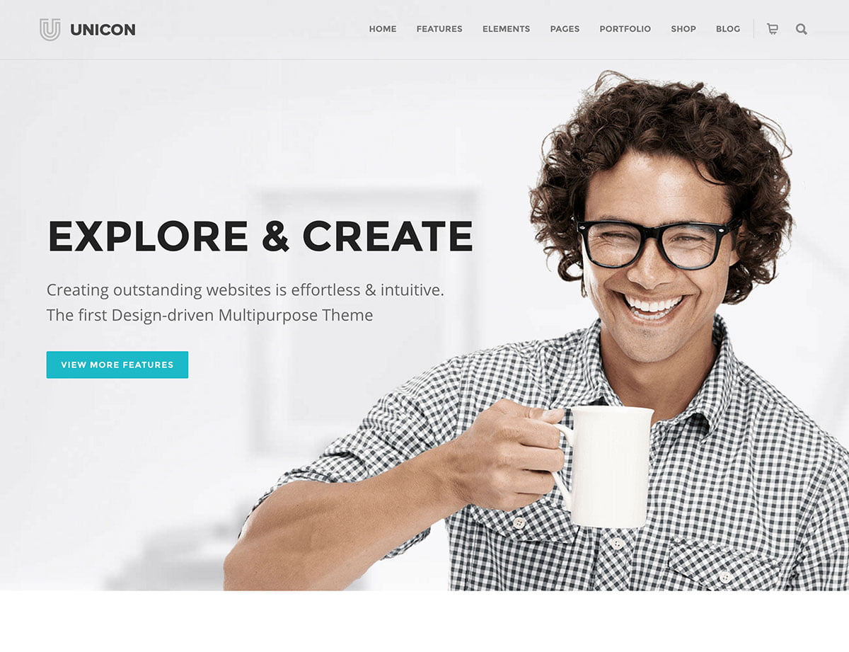 Unicon - 36+ Top Quality WordPress Themes For Business [year]