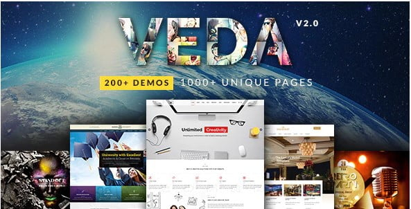 VEDA - 36+ Awesome Plumbers WordPress Themes [year]