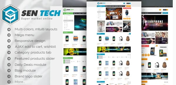 VG-Sentech - 36+ Awesome WordPress Digital Products Selling Themes [year]