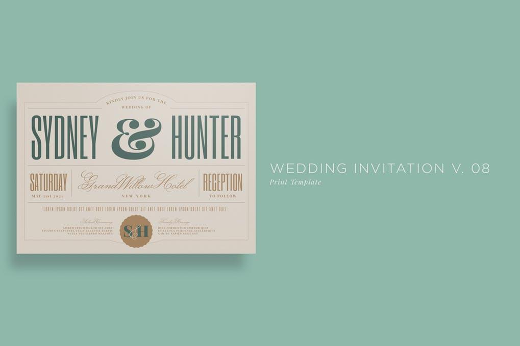 Wedding-Invitation-V08