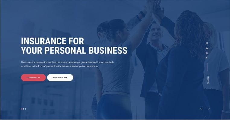 WordPress-Insurance-Themes - 36+ Amazing WordPress Insurance Themes [year]