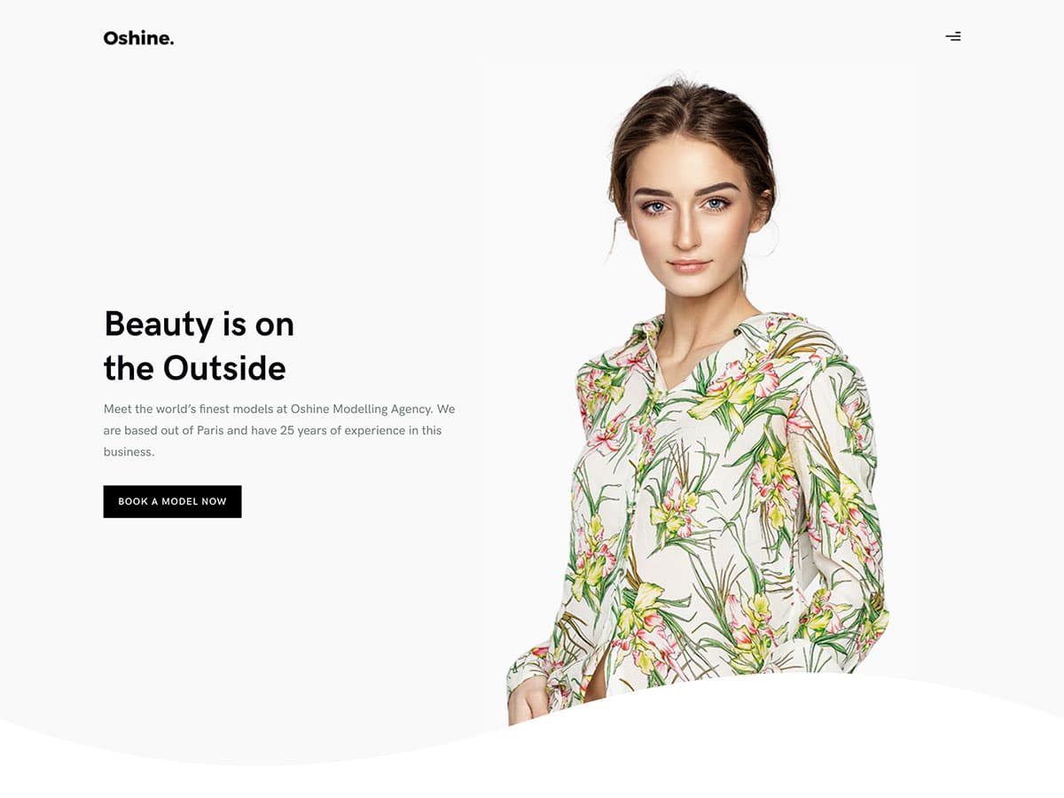 WordPress-Model-Agency-Themes - 36+ Nice WordPress Model Agency Themes [year]