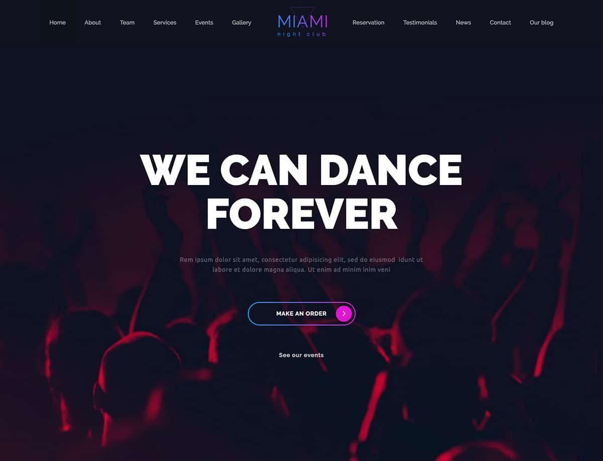 WordPress-Themes-For-Nightclub - 35+ Nice WordPress Themes For Nightclub [year]