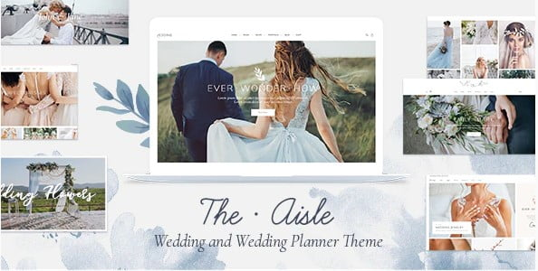 WordPress-Wedding-Themes - 36+ Elegant Free WordPress Wedding Themes [year]