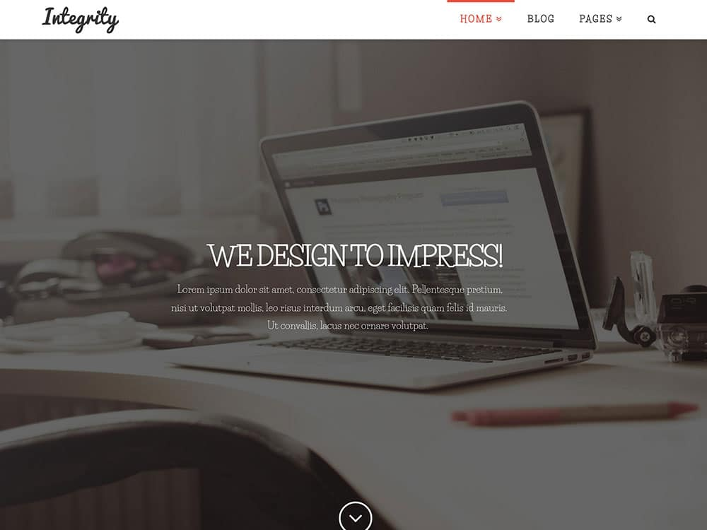 X-1 - 60+ Nice WordPress Themes For Business [year]