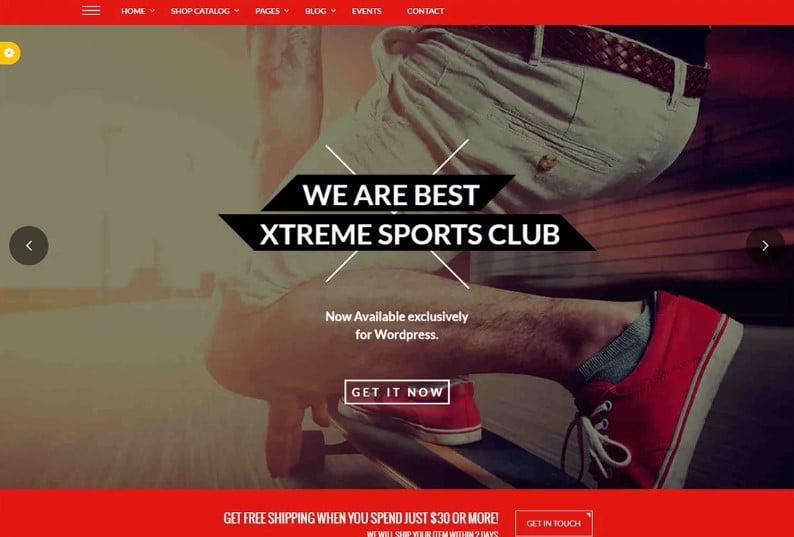 Xtreme-Sports