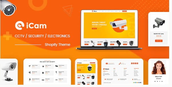 iCam - 36+ Awesome WordPress Digital Products Selling Themes [year]