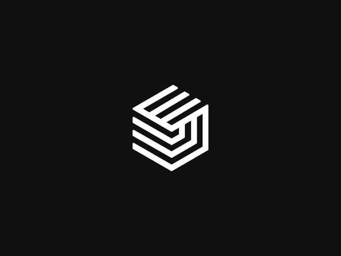 1 - 38+ Lovely Isometric Logo Design Sample [year]