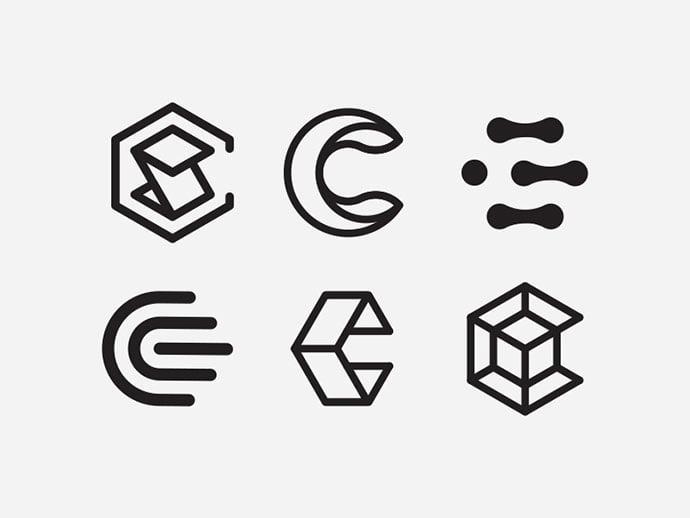11111-1 - 38+ Lovely Isometric Logo Design Sample [year]