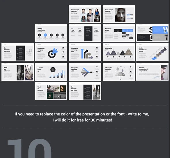 Annual - 36+ Amazing Finance PowerPoint Templates Download [year]