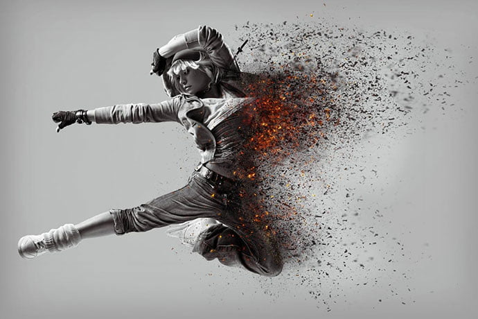 Ashes-n-Embers-Photoshop-Action - 30+ Impressive Thanos Dust Effect Photoshop Actions [year]