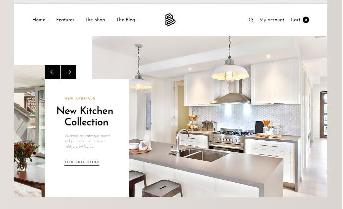 Barberry - 51+ Awesome WordPress Lookbook Ecommerce Themes [year]