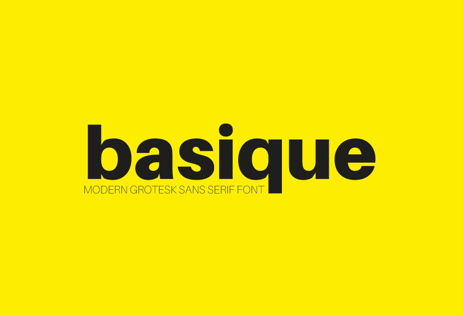 Basique-Sans-Font-9-Weights - 33+ Free Amazing High Quality Grotesque Fonts [year]