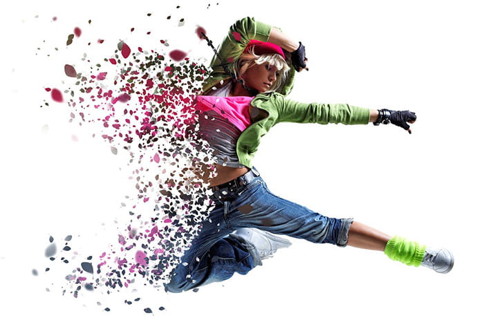 Blossoms-Photoshop-Action - 30+ Impressive Thanos Dust Effect Photoshop Actions [year]