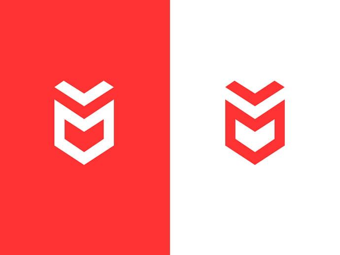 CMD - 38+ Lovely Isometric Logo Design Sample [year]