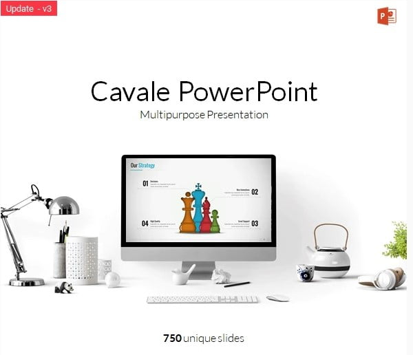 Cavale - 36+ Awesome Business PowerPoint Templates Download [year]
