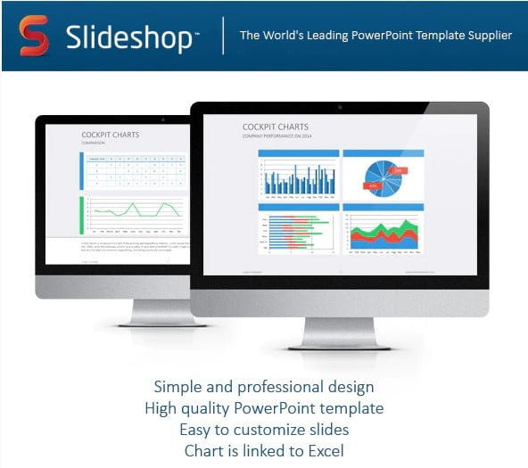 Cockpit-Charts - 36+ Amazing Finance PowerPoint Templates Download [year]