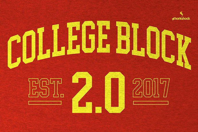 College-Block-2.0 - 36+ Best Free Number Fonts For Graphic Designer [year]