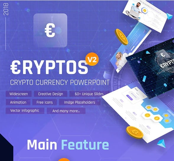 Cryptos - 36+ Amazing Finance PowerPoint Templates Download [year]