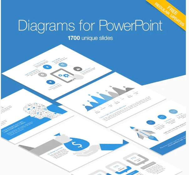 Diagrams - 36+ Awesome Abstract PowerPoint Templates Download [year]