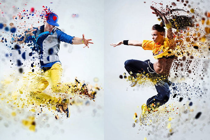 Dispersion-2-Photoshop-Action - 30+ Impressive Thanos Dust Effect Photoshop Actions [year]