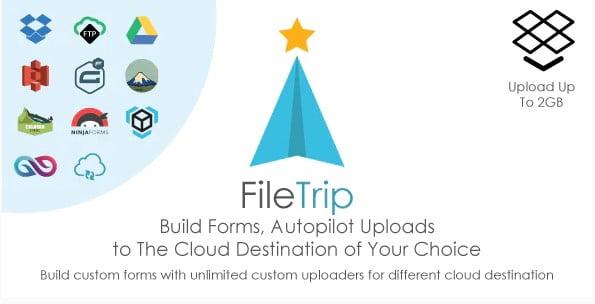 Filetrip-1 - 25+ Important WordPress File Uploader Plugins [year]