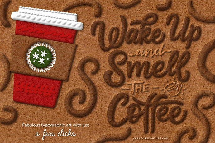 Fresh-from-the-Oven-Delicious-Styles - 36+ Amazing Fun & Playful Typography Photoshop Text Effects [year]