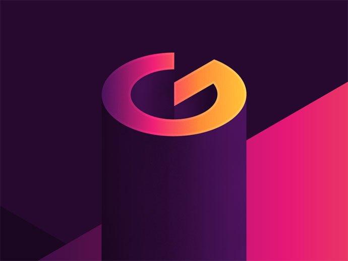 G - 38+ Lovely Isometric Logo Design Sample [year]