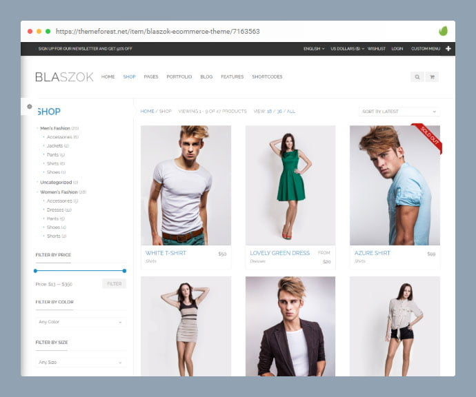 Great-Product-Filtering-WordPress - 36+ Great Product Filtering WordPress E-commerce Themes [year]