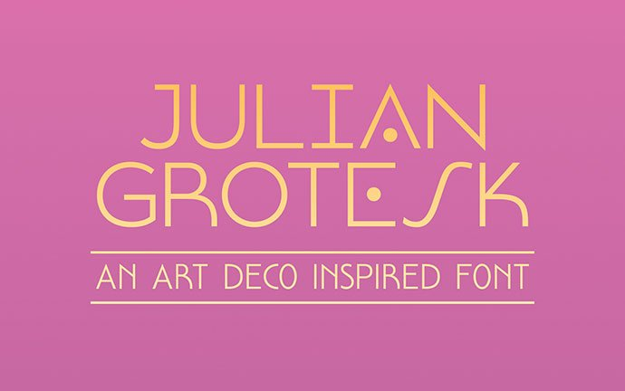 Julian-Grotesk - 33+ Free Amazing High Quality Grotesque Fonts [year]