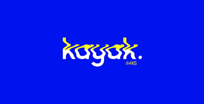 Kayak-Sans - 33+ Free Amazing High Quality Grotesque Fonts [year]