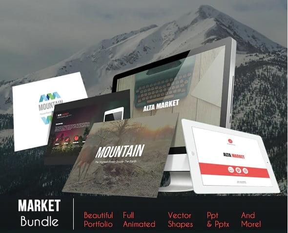 Market-Bundle - 36+ Powerful PowerPoint Marketing Templates [year]