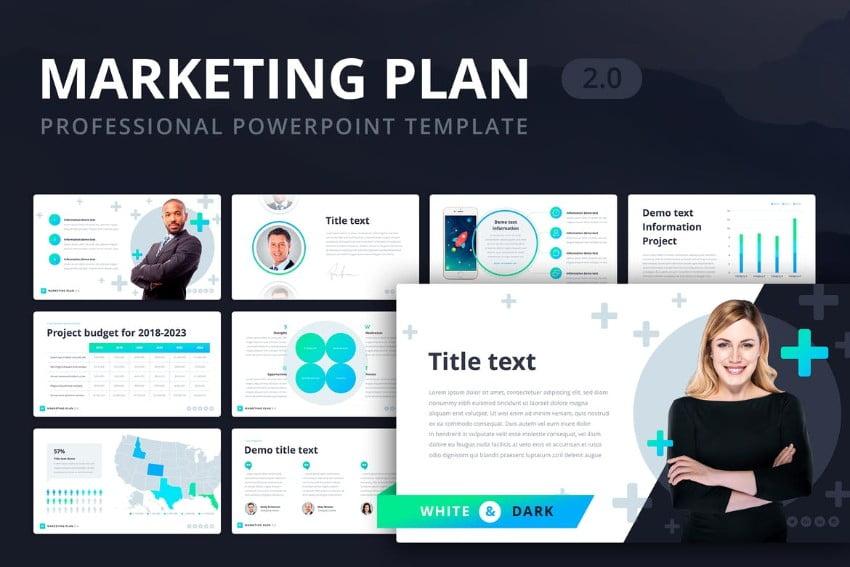 Marketing-Plan-2.0 - 36+ Powerful PowerPoint Marketing Templates [year]