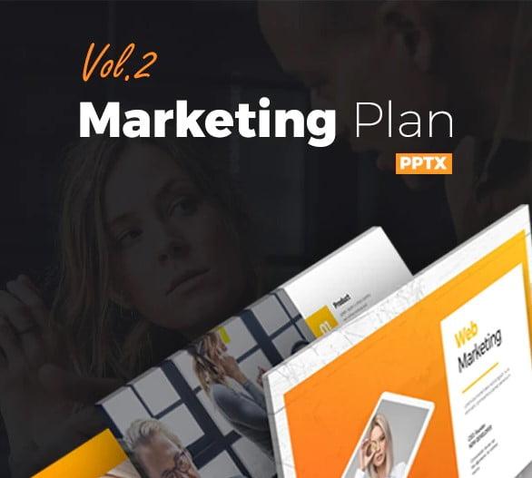 Marketing-Plan-Vol.2 - 36+ Powerful PowerPoint Marketing Templates [year]