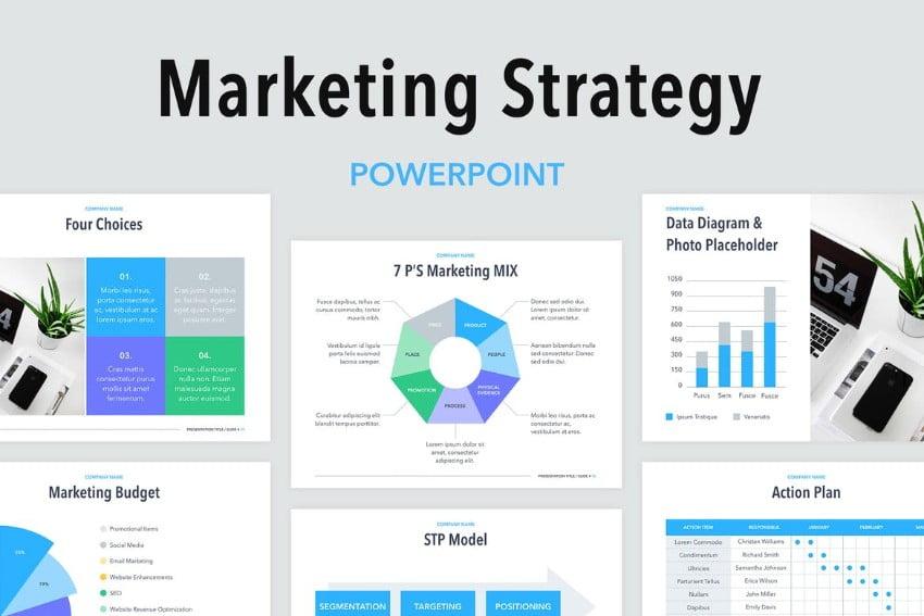 Marketing-Strategy - 36+ Powerful PowerPoint Marketing Templates [year]