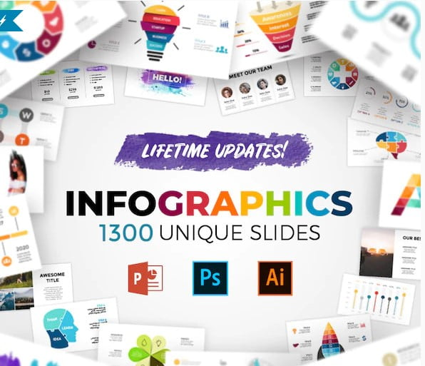 Massive-Infographics-Bundle - 36+ Awesome Business PowerPoint Templates Download [year]