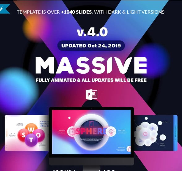 Massive-X-Presentation - 36+ Awesome Business PowerPoint Templates Download [year]